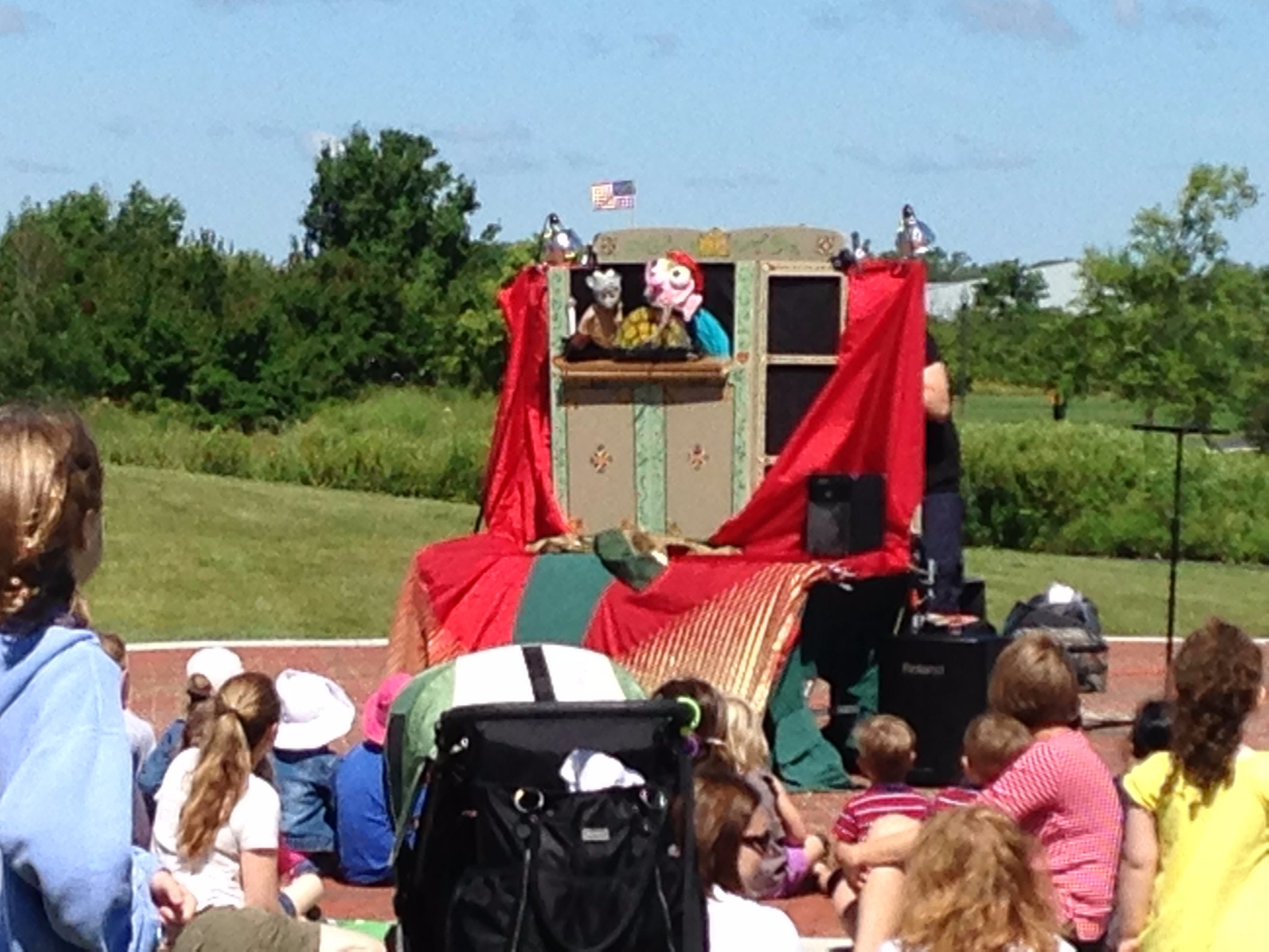 Outdoor Puppet Shows